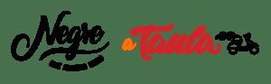 logotipo negre y Ataula delivery Alcudia