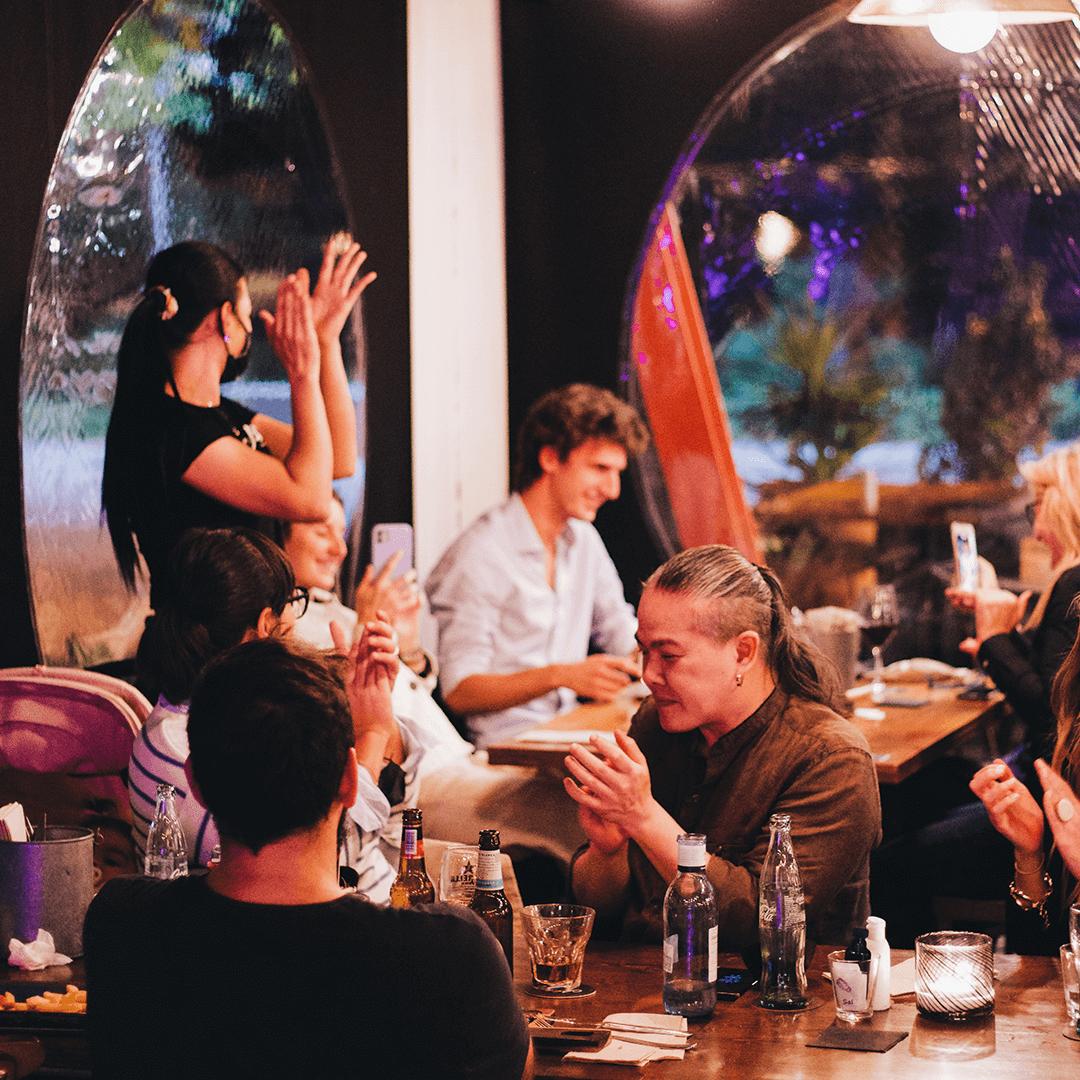 Gastronomía y música en Alcúdia. Restaurante Negre