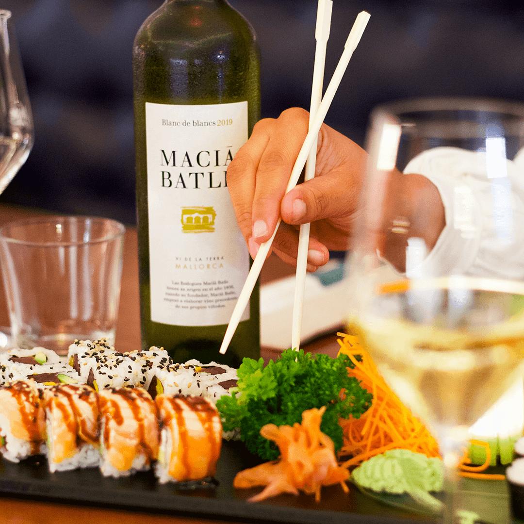 Restaurante Sushi en Alcudia