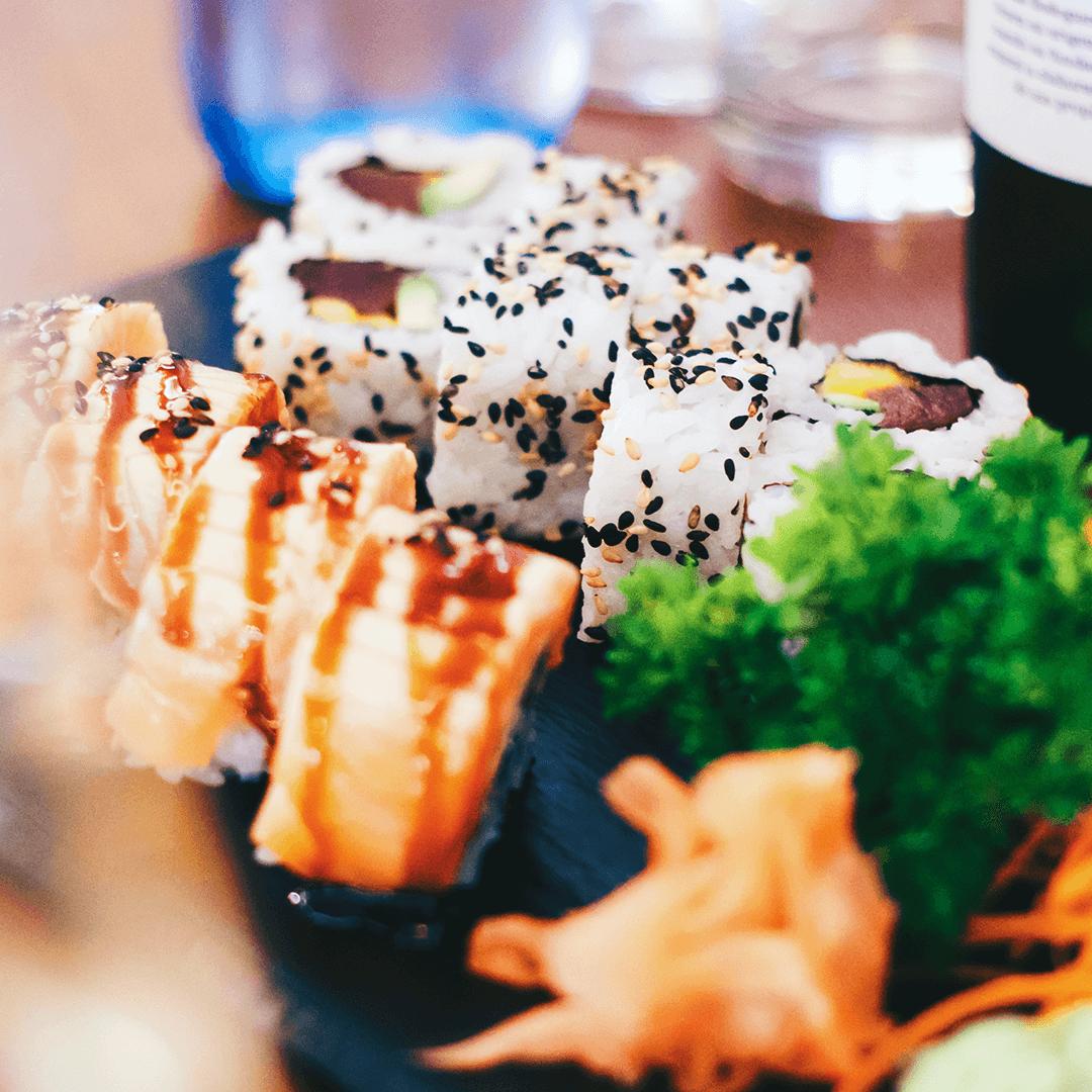 El mejor Sushi de Alcudia